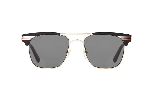 2e4d08c85de ... Gucci Sunglasses  Gucci GG 0287S 001. null perspective view  null  perspective view  null perspective view ...