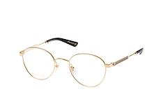 Gucci GG 0290O 001, inkl. Gläser, Runde Brille, Unisex - Preisvergleich