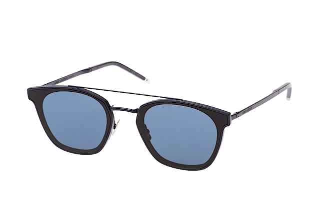7ed5196cb8e4f ... Saint Laurent Sunglasses  Saint Laurent SL 28 Metal 002. null  perspective view ...