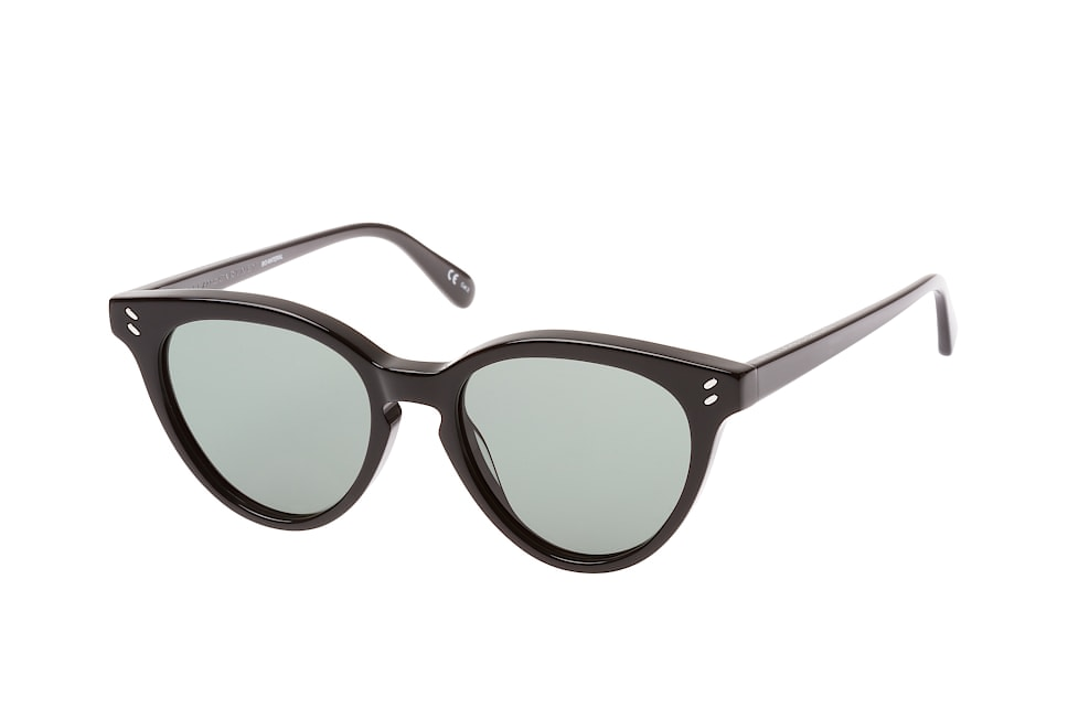 SC 0118S 001, Butterfly Sonnenbrillen, Schwarz