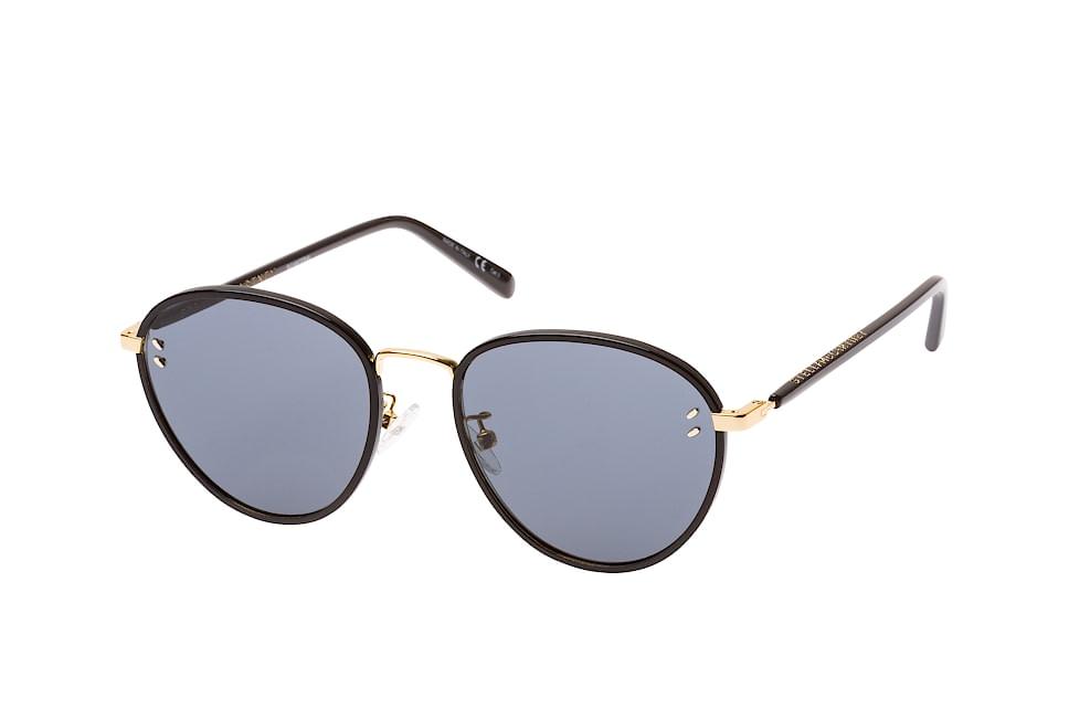SC 0147S 001, Round Sonnenbrillen, Goldfarben