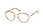 Stella McCartney SC 0147O 004 Gold / Havana perspective view thumbnail