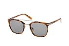 MARC O'POLO Eyewear 506142 60 Havana / Grey perspective view thumbnail