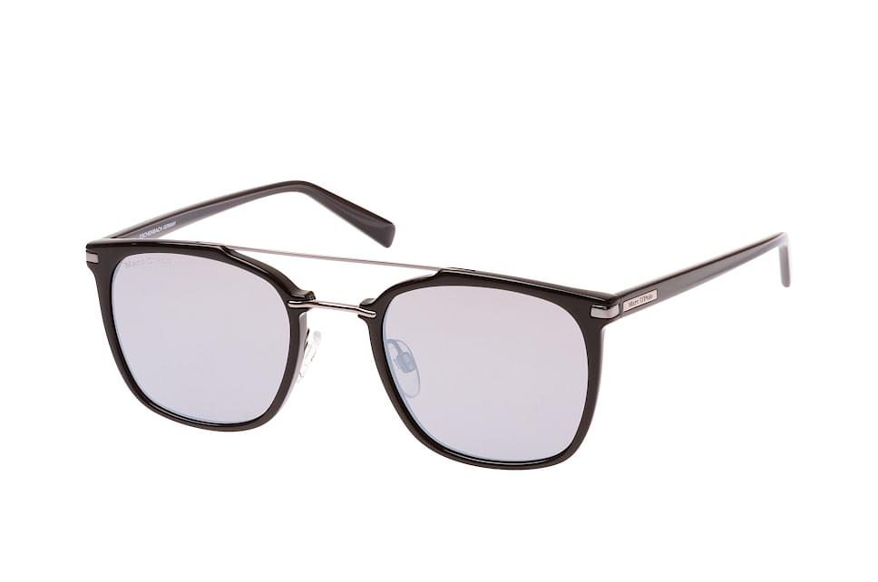 Marc O'polo Eyewear 506142 10, Square Sonnenbrillen, Schwarz