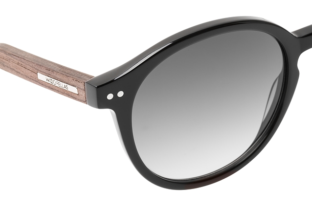 WOOD FELLAS Trostberg 10777 black oak vue en perpective