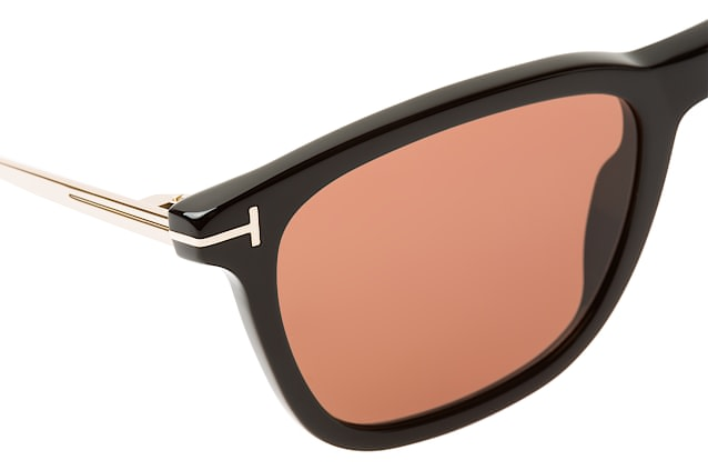 Tom Ford Amaud-02 FT 0625/S 01E Perspektivenansicht