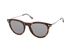 Tom Ford Kellan-02 FT 0626/S 50J Havana / Plateado / Gris perspective view thumbnail