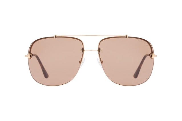 Tom Ford Herren Sonnenbrille » FT0620«, goldfarben, 28J - gold