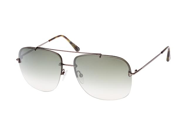 Tom Ford Herren Sonnenbrille » FT0620«, schwarz, 08Q - schwarz/grün