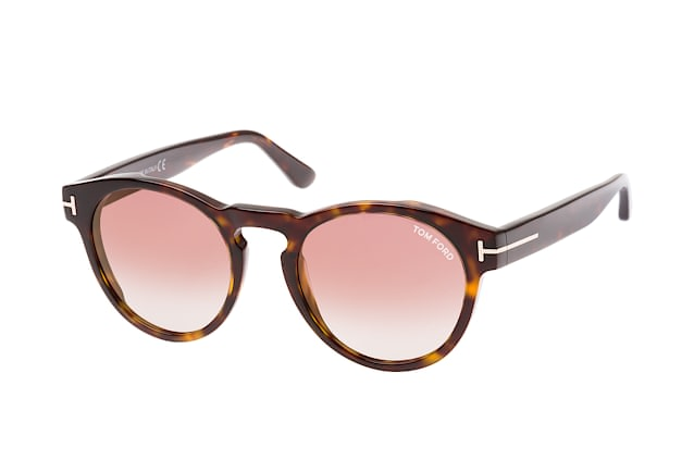 Tom Ford Margaux-02 FT 0615/S 52G Perspektivenansicht