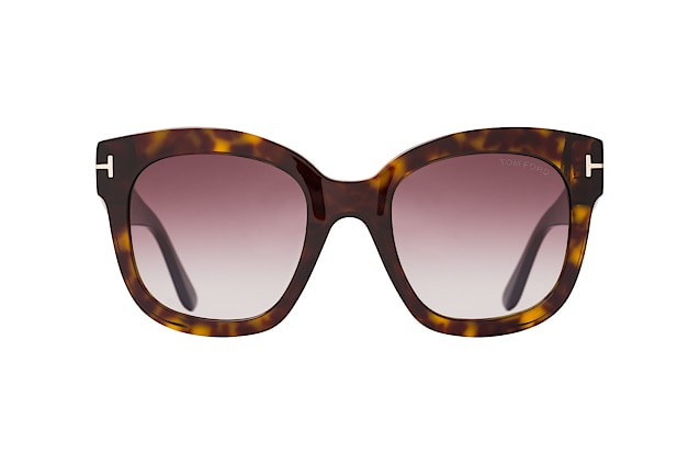 Tom Ford Beatrix-02 FT 0613/S 52T Perspektivenansicht