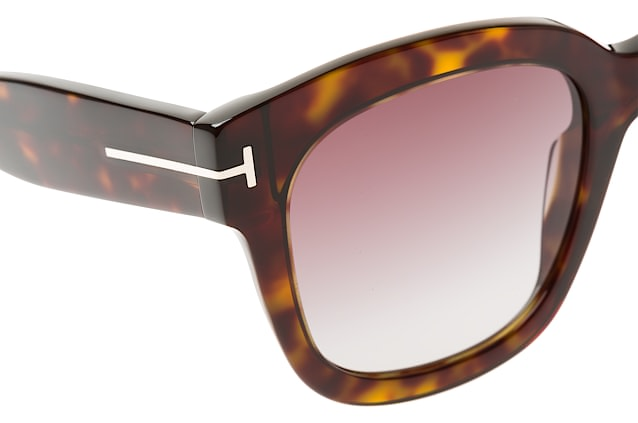 Tom Ford Beatrix-02 FT 0613/S 52T vue en perpective