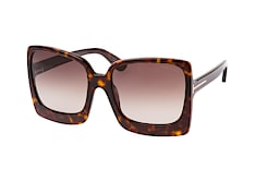 Tom Ford Katrine-02 FT 0617/S 52K liten