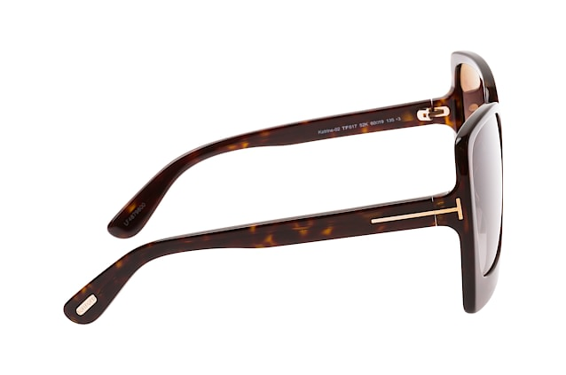 ... Tom Ford Katrine-02 FT 0617 S 52K perspective ... ace850e3ddfe