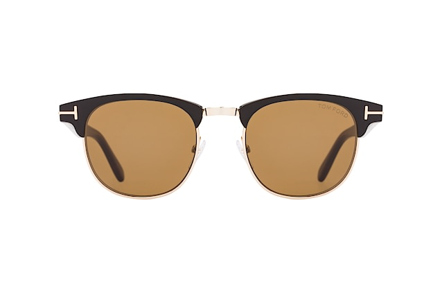 Tom Ford Laurent-02 FT 0623/S 02J vista en perspectiva