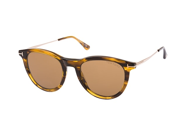 Tom Ford Kellan-02 FT 0626 50J Größe 51 LEDRumcp