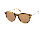 Tom Ford Kellan-02 FT 0626/S 50J Havana / Dorado / Marrón perspective view thumbnail