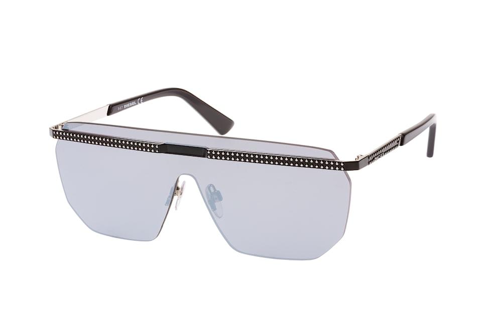DL 0259/s 20C, Singlelens Sonnenbrillen, Schwarz