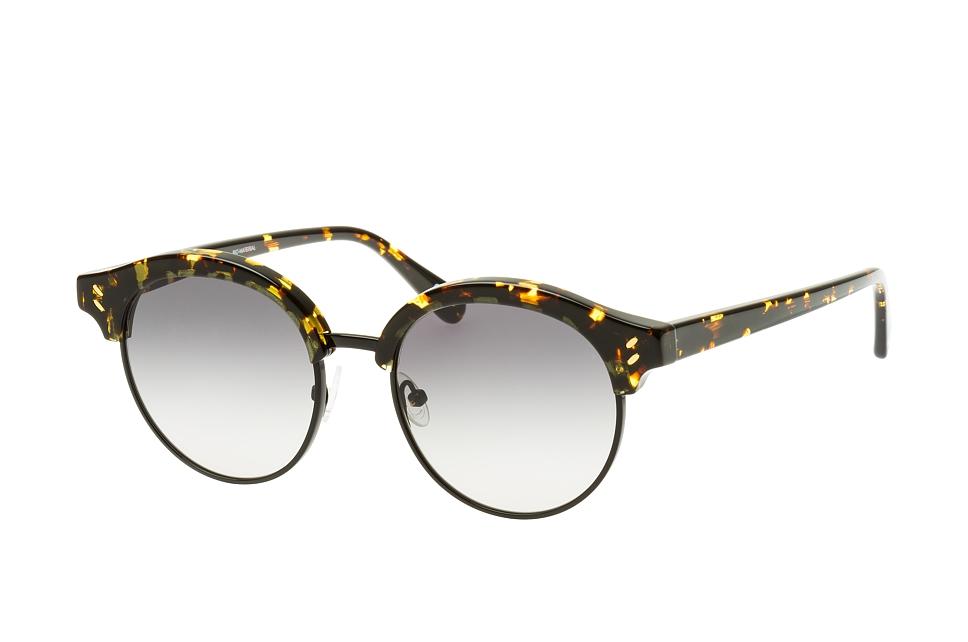 SC 0120S 003, Browline Sonnenbrillen, Havana