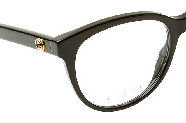 Gucci GG 0329O 001 perspective view
