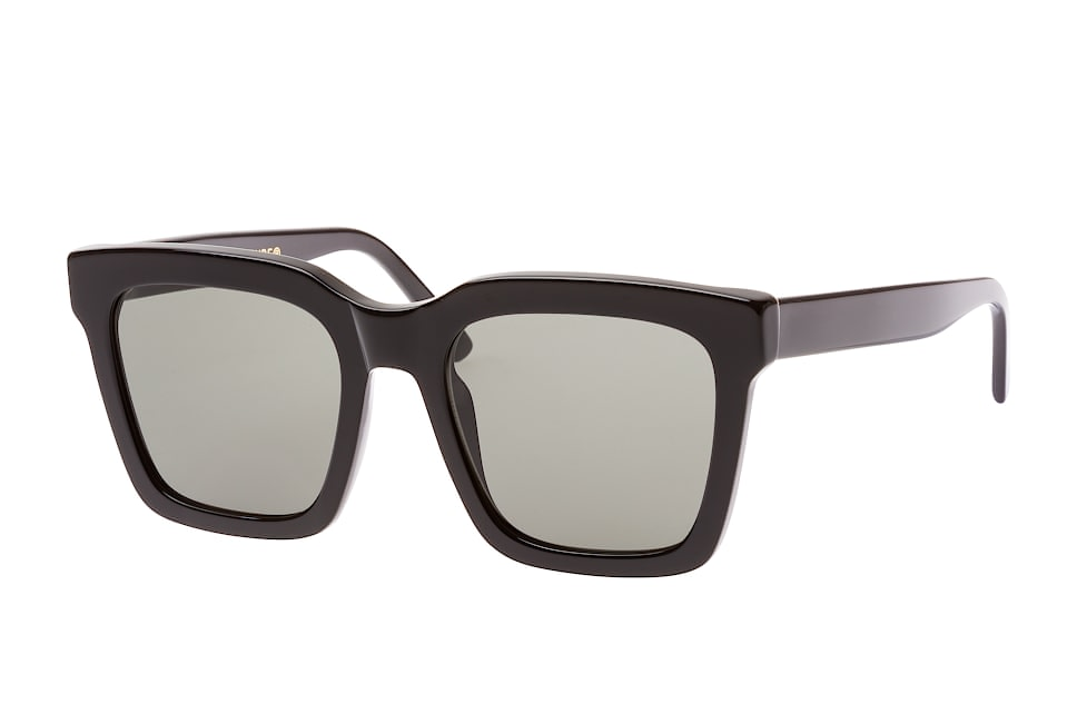 Super by Retrosuperfuture Aalto Black T67/r, Square Sonnenbrillen, Schwarz