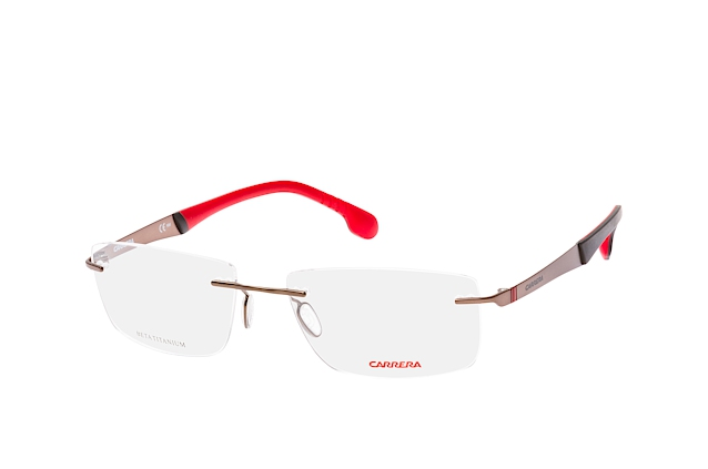 Carrera Beta Titanium 8823/V YZ4 perspective view