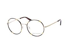 longchamp-lo-2100-213-round-brillen-goldfarben