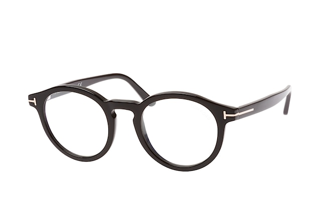 Tom Ford FT 5529-B 001 vue en perpective