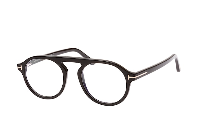 Tom Ford FT 5534-B 001 perspective view