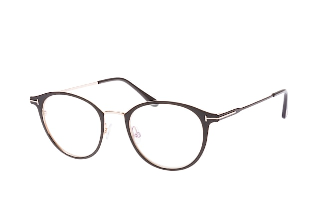 227a73cb313 ... Glasses  Tom Ford FT 5528-B 002. null perspective view ...