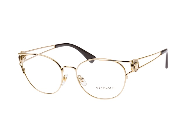 Versace Damen Brille » VE1250«, goldfarben, 1252 - gold