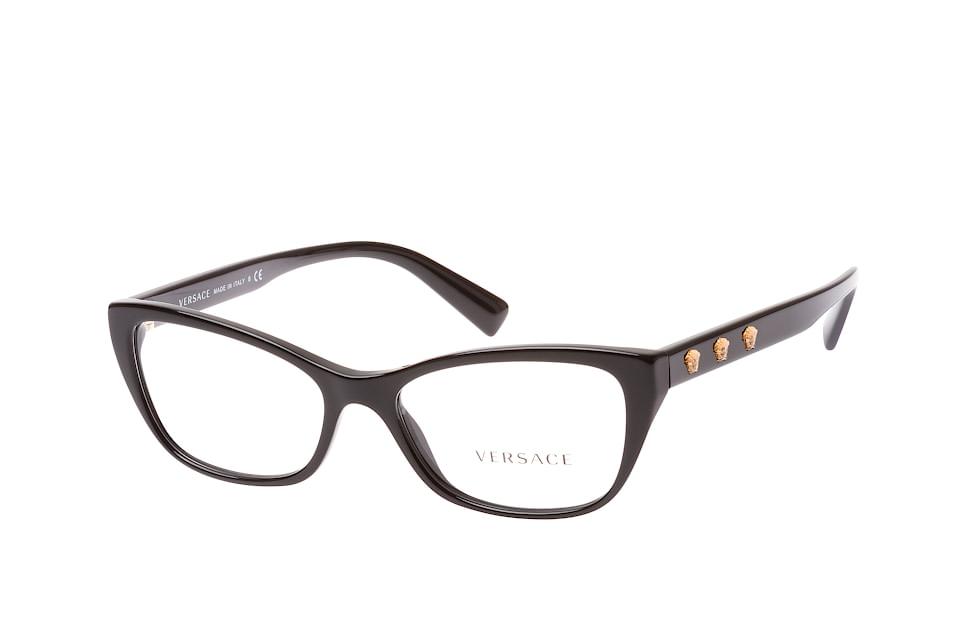 Versace Damen Brille » VE3249«, schwarz, GB1 - schwarz