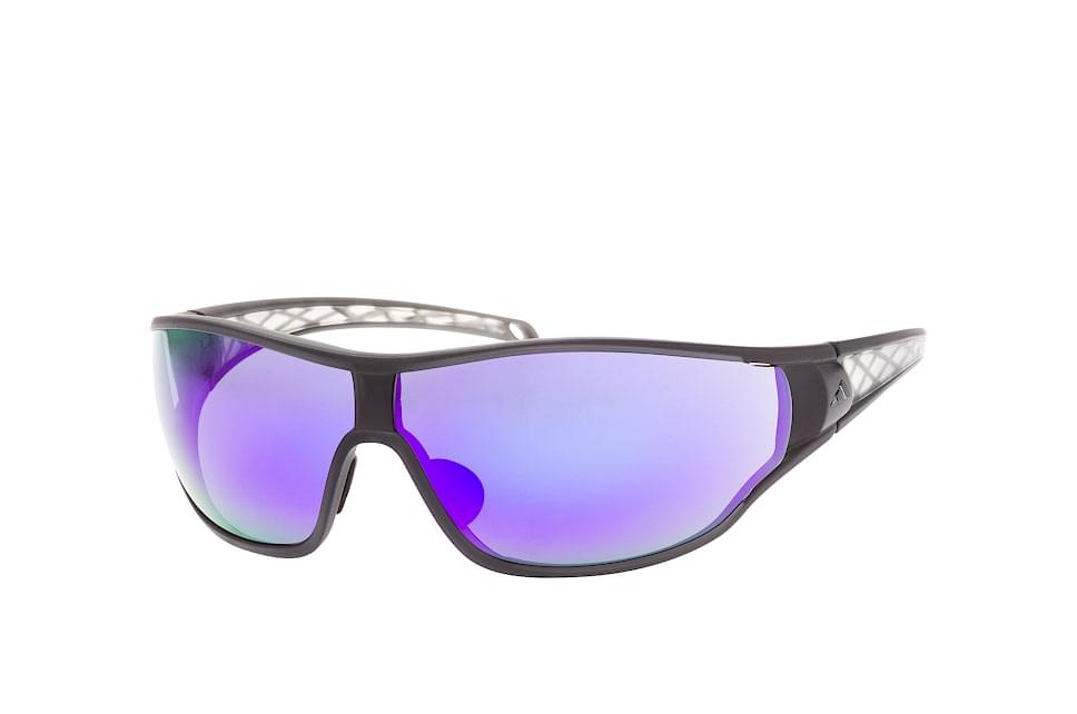 evo basic AD 10/75 4500, Sporty Sonnenbrillen, Schwarz