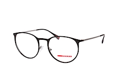 prada-linea-rossa-ps-50hv-dg0-1o1-round-brillen-grau
