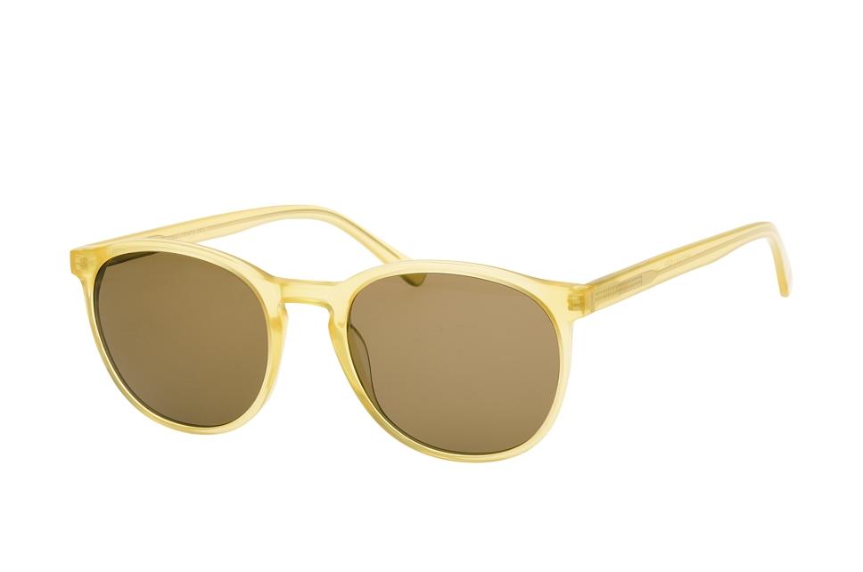 enchant 008, Round Sonnenbrillen, Gelb