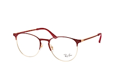 ray-ban-rx-6375-2982-small-round-brillen-goldfarben