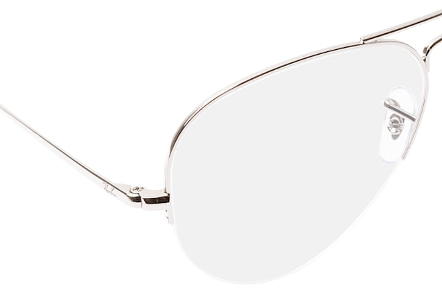 Ray-Ban RX 6589 2501 small perspective view
