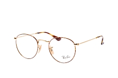 Ray-Ban ROUND METAL RX 3447V 2945 S small