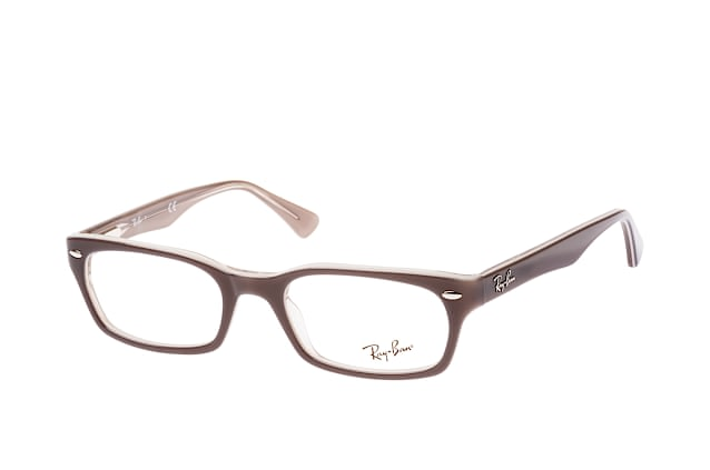 86022e4a40a ... Glasses  Ray-Ban RX 5150 5778. null perspective view ...