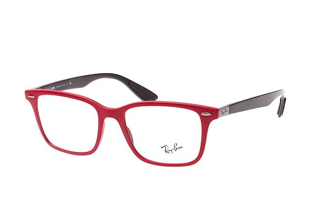 0869759891c ... Ray-Ban Liteforce RX 7144 5772. null perspective view ...