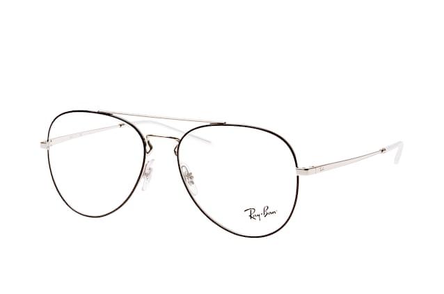 ray ban rx 6413 2983 Ray-Ban Polarized Aviator Sunglasses ray ban rx 6413 2983 perspective view