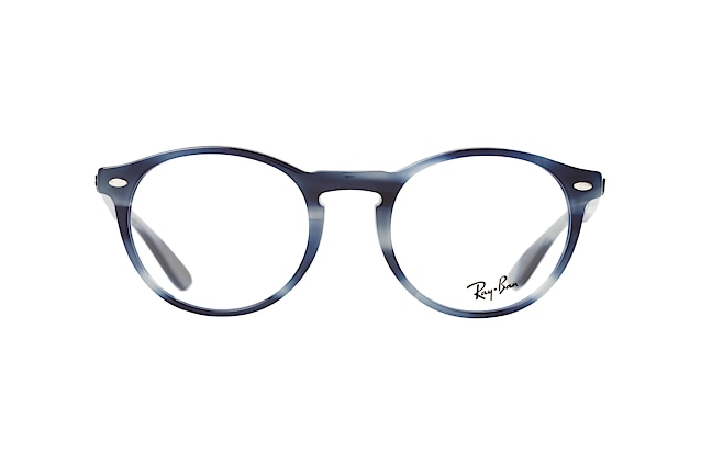 Ray-Ban RX 5283 5773 large Perspektivenansicht