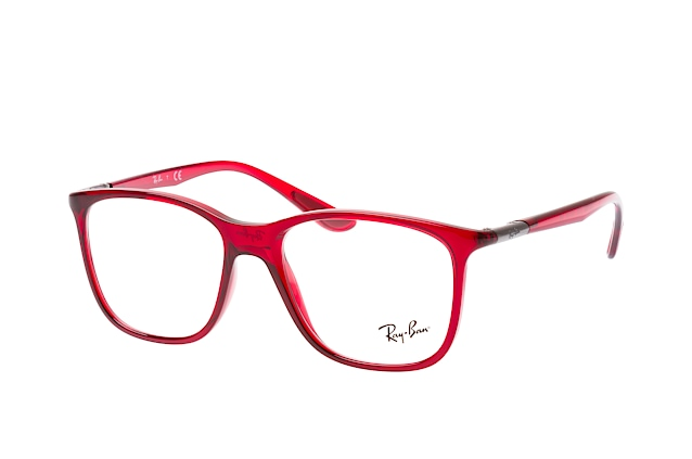 792061ef0b ... Glasses  Ray-Ban RX 7143 5773. null perspective view ...