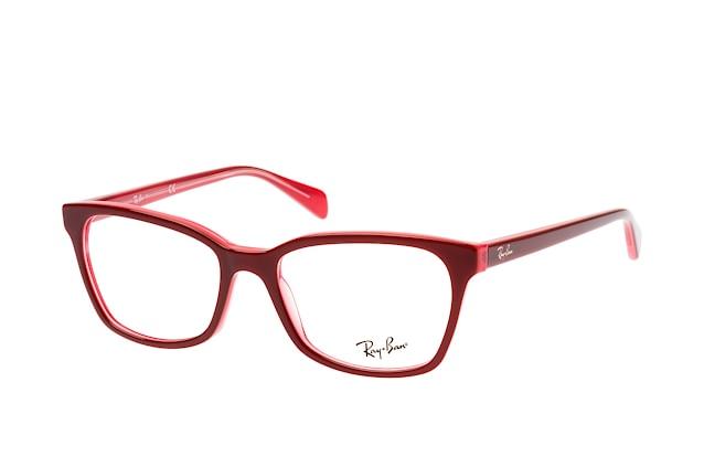 RAY BAN RAY-BAN Damen Brille » RX5362«, rosa, 5777 - rosa