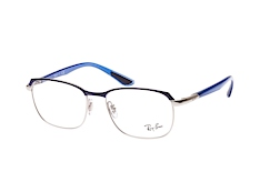 ray-ban-rx-6420-2978-rectangle-brillen-blau