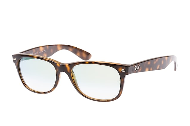 7740b345314 ... Sunglasses  Ray-Ban New Wayfarer RB 2132 710 Y0. null perspective view  ...