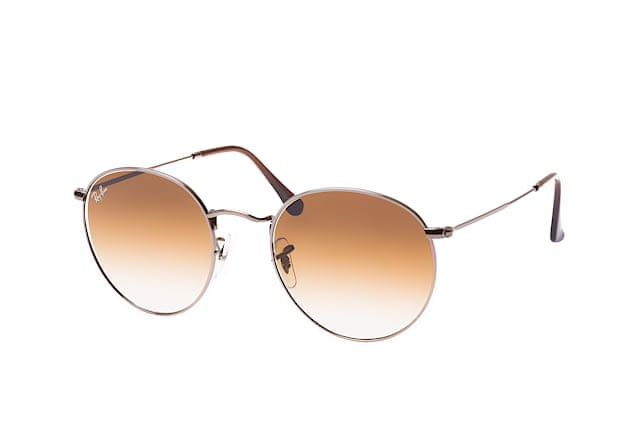 ee9f1f17188 ... Ray-Ban Round Metal RB 3447N 004 51. null perspective view ...