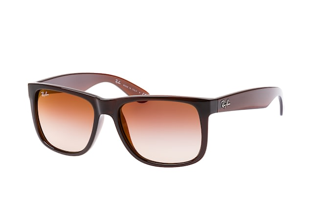 Ray-Ban Justin RB 4165 714/S0 large Perspektivenansicht
