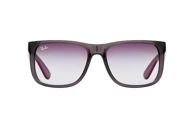 Ray-Ban Justin RB 4165 606/U0 large vista en perspectiva