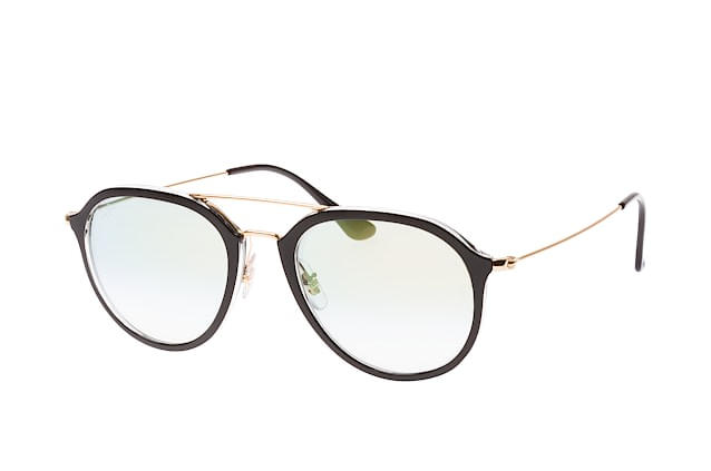 Ray-Ban RB 4253 6052/Y0 large vista en perspectiva